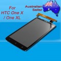 HTC One X LCD and touch screen assembly [Sharp Version]